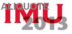 Aliquote IMU 2013